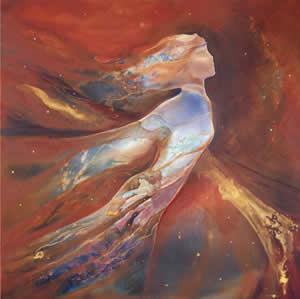 Timeless Beauty I by Charlotte Atkinson