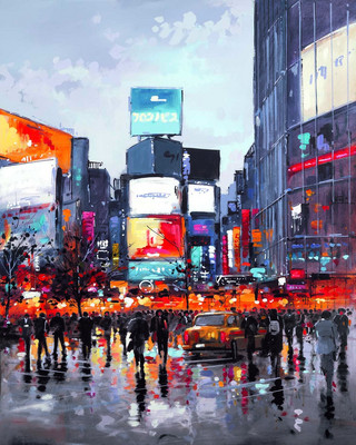 Tokyo Life by Henderson Cisz
