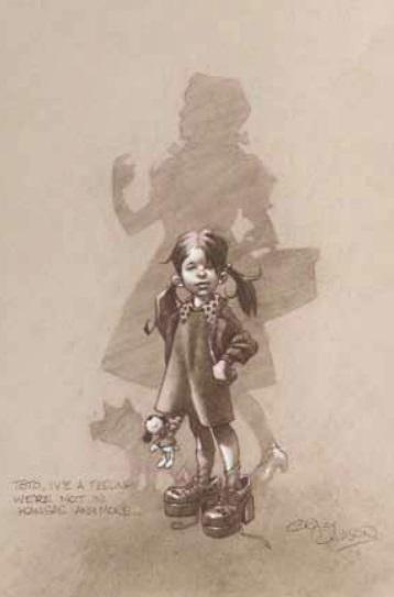 Toto, I've a Feeling We're Not in Kansas Anymore by Craig Davison