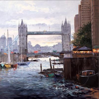 Tower Bridge by Henderson Cisz