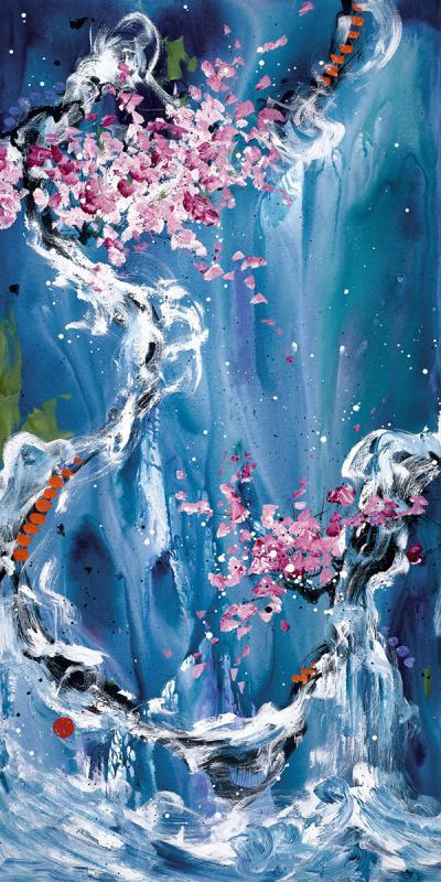 Trilogy Of Wonder II by Danielle O'Connor Akiyama