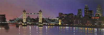 Twilight At Tower Bridge by Neil Dawson