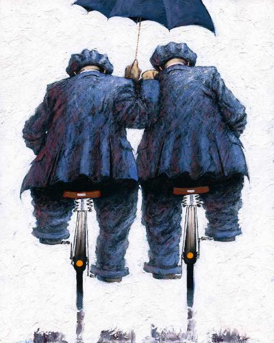 Under My Umbrella by Alexander Millar