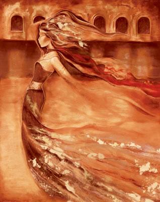Venetian Rhapsody III by Charlotte Atkinson