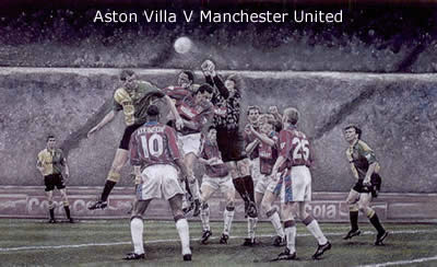 Victorious Villa - Aston Villa vs Manchester United small
