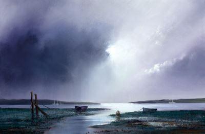 Violet Dawn by Barry Hilton