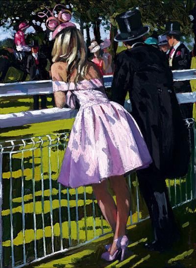 Vision in Pink by Sherree Valentine Daines