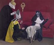 Visiting The Nun