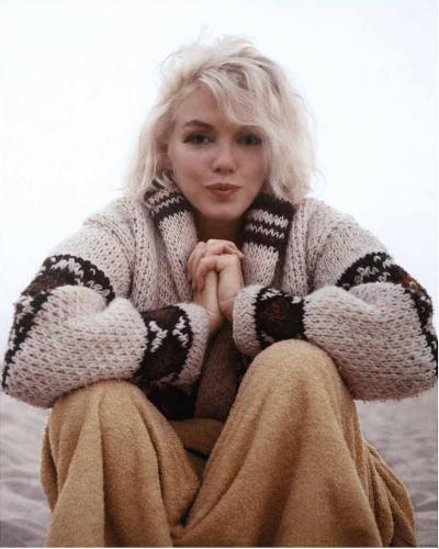 Warming Up, Santa Monica Beach, 1962