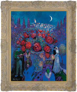 wedding-flowers-in-the-style-of-marc-chagall-15132