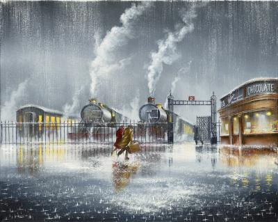 Were Almost There by Jeff Rowland