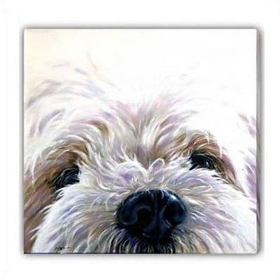 Westie (Canvas) - West Highland Terrier