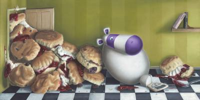 When It's Scone, It's Scone by Peter Smith