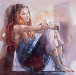 Whisper by Christine Comyn