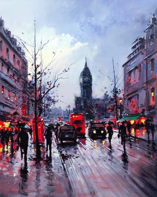 Whitehall London by Henderson Cisz