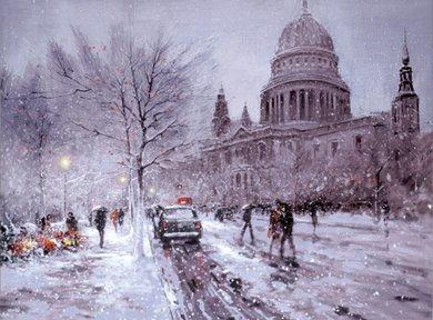 Winter Lights by Henderson Cisz