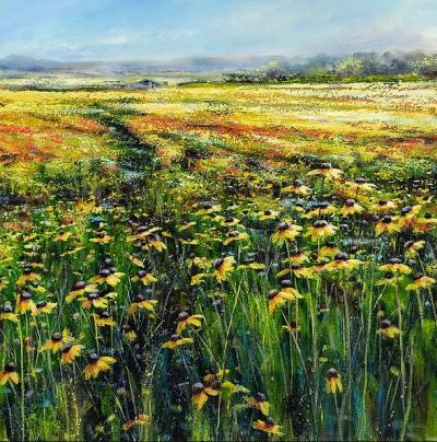 yellow-daisy-field-29997