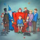 A World Of Imagination a limited edition print by Paul Horton