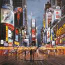After Dark, Times Square by Henderson Cisz