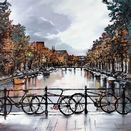 Amsterdam Moods a limited edition print by Paul Kenton