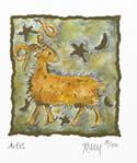 Aries by Kelly Jane