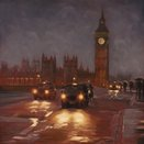 As The Night Draws In by Mark Spain