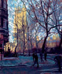 Rolf Harris - Autumn Sunlight Westminster