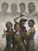 B Team by Craig Davison