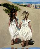 Beach Babies by Sherree Valentine Daines