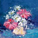 Blooms In A Shaving Mug by John Lowrie Morrison
