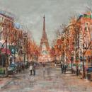 Boulevard Boules by Tom Butler