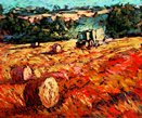 Bountiful Harvest by Pei Yang