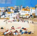 Castles, St Ives Bay by Tom Butler