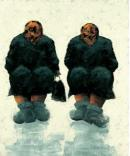 Cheeky Girls a limited edition print by Alexander Millar