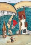 Coastal Calories - Small by Mike Jackson