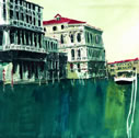Colours Of Venice II by Susan Brown