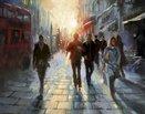Dappled Light III by Hazel Soan
