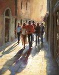 Dappled Light IV by Hazel Soan