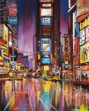 Electric City a limited edition print by Paul Kenton