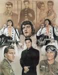 Elvis Presley - Always On Mind by Stephen Doig
