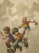 Grrrl Power by Craig Davison