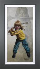 Here Comes The Bride  - Canvas by Craig Davison