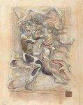 Lapres Midi Dun Faune I by Joy Kirton Smith