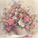 Mixed Bouquet I by Derek Brown