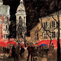 Montmartre II by Susan Brown