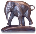 Mothers Love - Elephants - Bronze Resin by Gary Hodges
