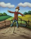 Mr Scarecrow by Paul Horton