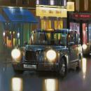 Nighttime Rain by Neil Dawson