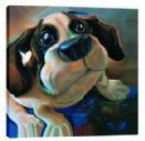 Oscar - Beagle by Dean Kendrick