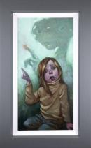 Owwwch - Canvas by Craig Davison
